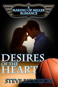 The Desires of the Heart (Making of Miller Romance, #1)
