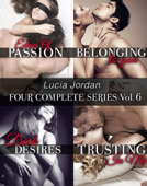 Lucia Jordan's Four Series Collection Volume 6