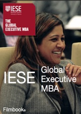 Iese Global Executive Mba By Troy Digital On Apple Books