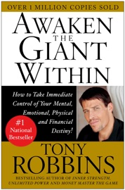 Awaken the Giant Within - Tony Robbins Book