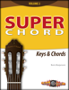 Boris Marjanovic - SuperChord: Keys & Chords  artwork