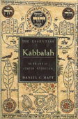 The Essential Kabbalah Book Cover