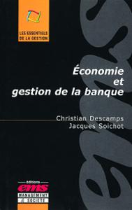 Economie et gestion de la banque La couverture du livre martien