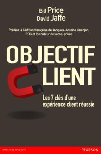 Objectif client La couverture du livre martien