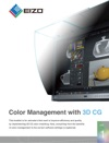 Color Management With 3D CG