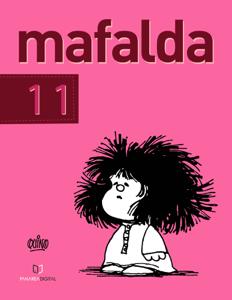 Mafalda 11 (Español) Book Cover