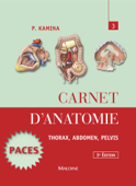 Carnet d'anatomie Tome 3