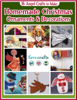 Prime - 16 Angel Crafts to Make: Homemade Christmas Ornaments & Decorations grafismos
