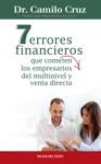 7 Errores Financieros Que Cometen Los Empresarios Del Multinivel Y Venta Directa