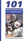 101 Defensive Football Drills Vol 1 Individual Skills