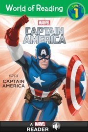 World Of Reading Captain America This Is Captain America