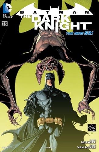 Gregg Hurwitz & Ethan Van Sciver - Batman: The Dark Knight (2011- ) #28