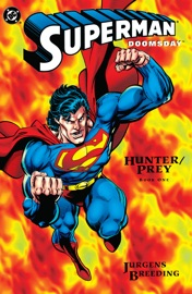 Superman Doomsday Hunter Prey 1994 1994 1