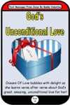 Gods Unconditional Love Text Message From Jesus Book 30