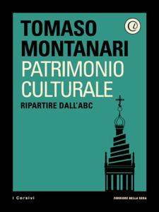 Patrimonio culturale Libro Cover