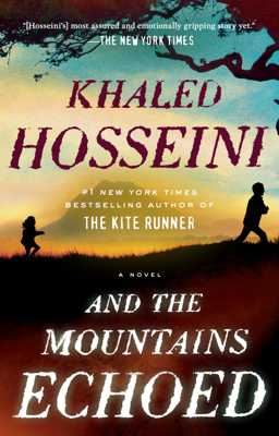 Khaled Hosseini - And the Mountains Echoed book