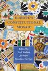 Europes Constitutional Mosaic