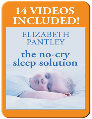 The No-Cry Sleep Solution: Gentle Ways to Help Your Baby Sleep Through the Night : Foreword by William Sears, M.D. - Elizabeth Pantley book