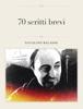 Natalino Balasso - 70 scritti brevi kunstwerk