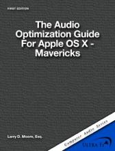 The Audio Optimization Guide For Apple OS X - Mavericks