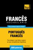 Vocabulário Português-Francês: 3000 palavras mais úteis Book Cover