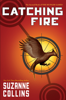 Suzanne Collins - Catching Fire (Hunger Games, Book Two) artwork
