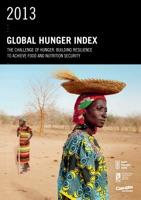 2013 Global Hunger Index
