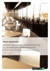 Operative Kennzahlen Als Frhwarnsystem Im Internationalen Hotelmanagement