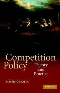 Competition Policy Book Cover