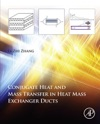 Conjugate Heat And Mass Transfer In Heat Mass Exchanger Ducts