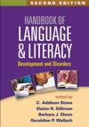 Handbook Of Language And Literacy Second Edition