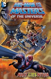 HE-MAN AND THE MASTERS OF THE UNIVERSE (2013- ) #10