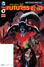 The New 52: Futures End FCBD Special Edition #0 book
