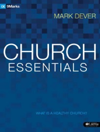 CHURCH ESSENTIALS (MEMBER BOOK)