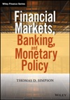 Financial Markets Banking And Monetary Policy