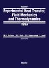 Experimental Heat Transfer Fluid Mechanics And Thermodynamics 1993