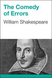 The Comedy of Errors book