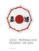 Pedro Alonso - Judo: Preparación examen 1er Dan artwork