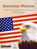 American Wisdom
