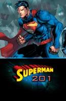 Superman 201 Booklet