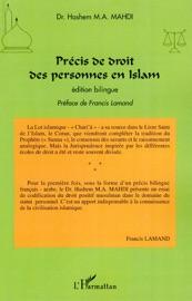 Pr Cis De Droit Des Personnes En Islam