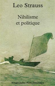 Nihilisme et politique Couverture de livre