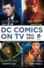 DC Comics on TV: Fall 2014 Graphic Novel Primer