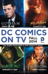 DC Comics On TV Fall 2014 Graphic Novel Primer