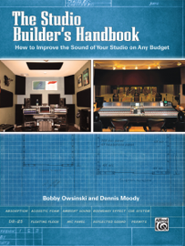 The Recording Studio Builder's Handbook