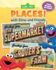 The Supermarket and Grover's Farm (Sesame Street Places)