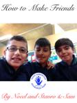 How to make Friends (English, Arabic, Chaldean)