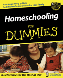 Homeschooling For Dummies book