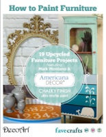 How to Paint Furniture: 19 Upcycled Furniture Projects