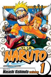 Naruto, Vol. 1 book